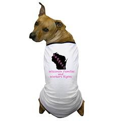 Support - Pink Dog T-Shirt