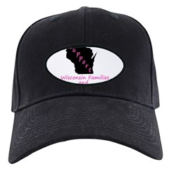 Support - Pink Baseball Hat
