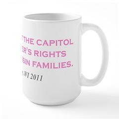 Rallied Pink Mug