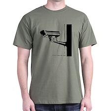 Unique Video camera T-Shirt