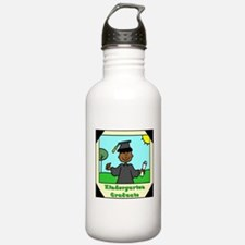 Kindergarten Graduation Water Bottle