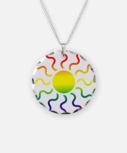 Triabl Sun Necklace
