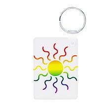 Triabl Sun Keychains
