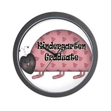 Kindergarten Graduation Wall Clock