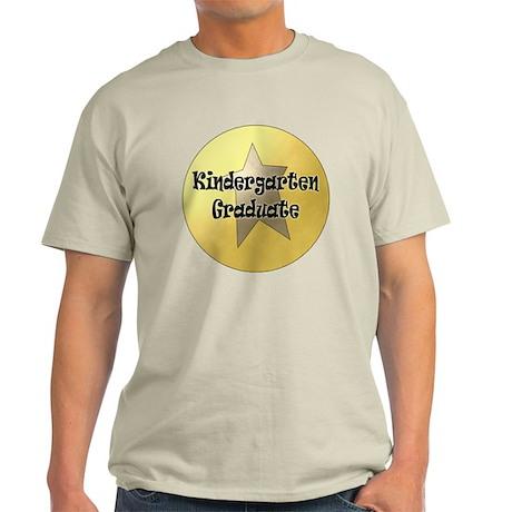 Kindergarten Graduation Light T-Shirt