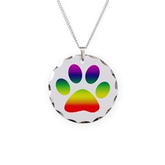 Paw Necklace