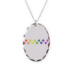 Paws All Over You Necklace