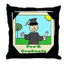 Pre-K Graduation Throw Pillow