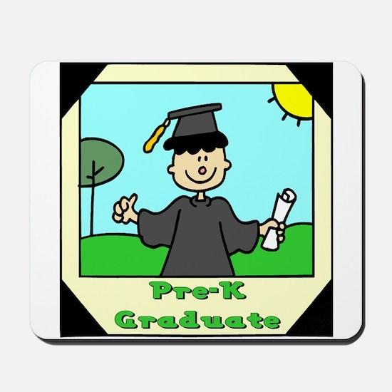 Pre-K Graduation Mousepad