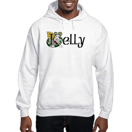 Kelly Celtic Dragon Hooded Sweatshirt