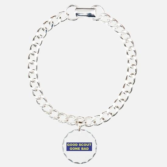 Good Scout Gone Bad (Blue) Bracelet