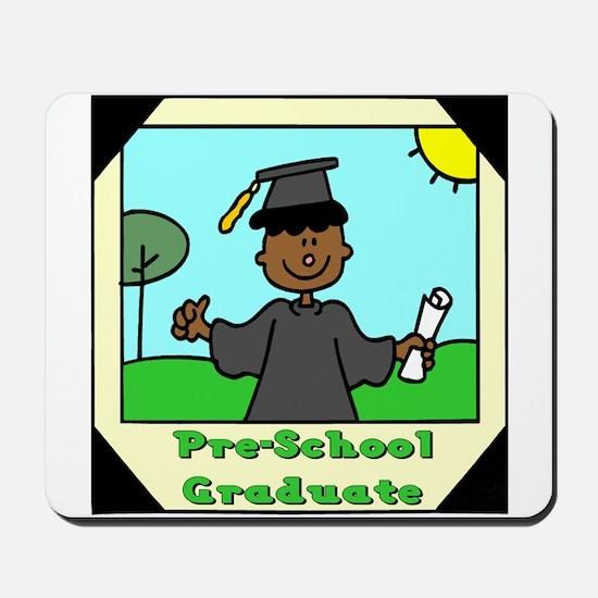 Pre-School Graduation Mousepad