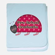 Pre-School Graduation baby blanket