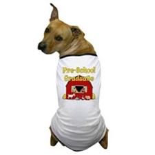 Pre-School Graduation Dog T-Shirt