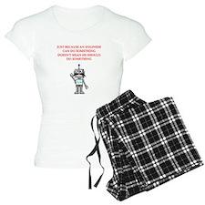 engineering joke Pajamas