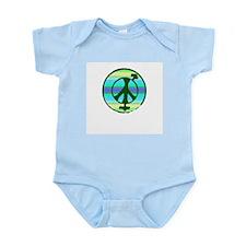 Peace Sex Symbols Infant Creeper