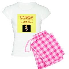 statistics joke Pajamas