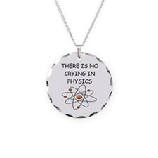funny physics design Necklace
