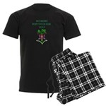 pop psychology Men's Dark Pajamas