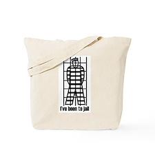 Cute Convict Tote Bag