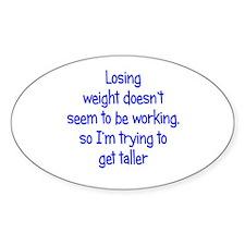 Weight Loss Secrets Decal