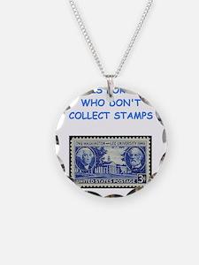 philatelist Necklace