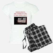 radiology radiologist joke Pajamas