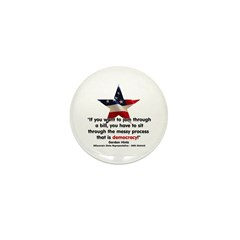 Hintz Quote Mini Button (10 pack)