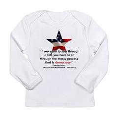 Hintz Quote Long Sleeve Infant T-Shirt