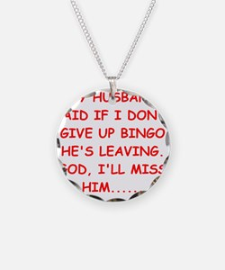 bingo player gifts Necklace