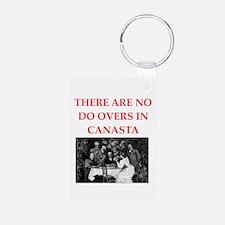 canasta Keychains