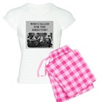 duplicate bridge player gifts Women's Light Pajama