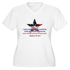 I Rallied - Flag Star T-Shirt