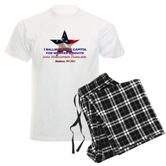I Rallied - Flag Star Pajamas