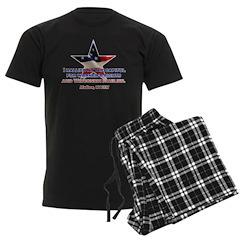 I Rallied - Flag Star Pajamas