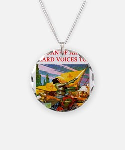 voices in my head gifts ppare Necklace