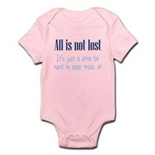 All is not Lost Infant Bodysuit