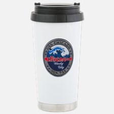 USS CHICAGO Stainless Steel Travel Mug