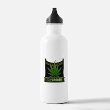 Marijuana Soveriegn Water Bottle