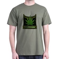 Marijuana Soveriegn T-Shirt
