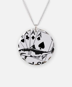 Card Sharks Necklace