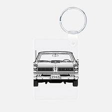 Pontiac GTO Keychains