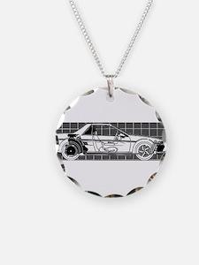 Pontiac Fiero Necklace