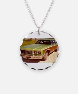 1976 Chevy Caprice Necklace