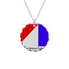 Named AMC Logo Necklace
