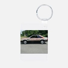 79 Pace Car Keychains