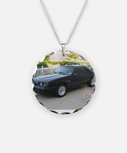 84 Mustang Necklace
