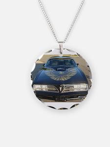 Firebird Trans Am Front Necklace