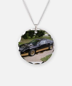 85 Trans Am Necklace