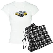 Neon Bee Pajamas